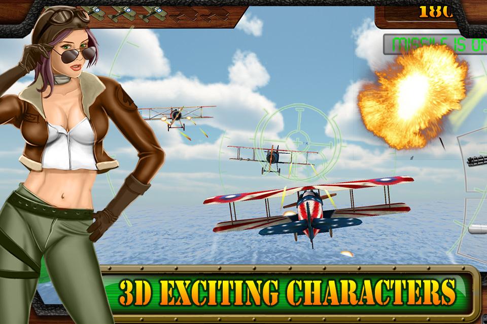 Air combat online game killer app for ipad
