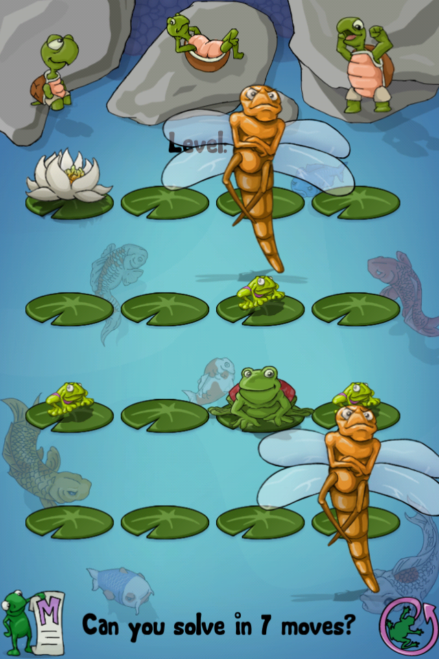Screenshot Pond Hopper