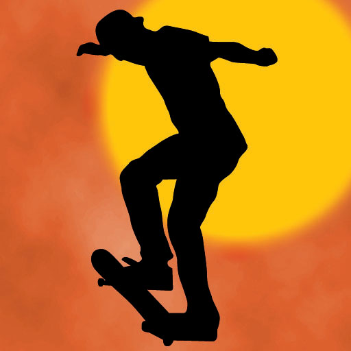 dizm SKATE app con